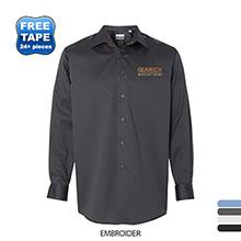 Calvin Klein® Non-Iron Micro Pincord Men's Shirt