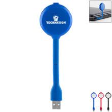 Lollipop 4-Port USB Hub and LED Light