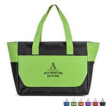 Center Lane 600DPolyester Laptop Tote