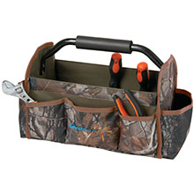 Collapsible ColorBurst Camo Tool Bag
