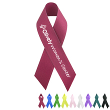 Awareness Ribbon with Pin Back