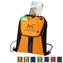 Allure Drawstring Backpack