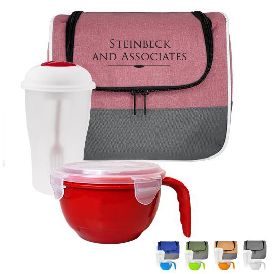 Chic Lunch Container Shake & Noodle Set