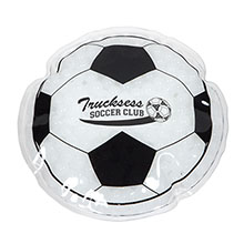 Aqua Pearls Soccer Ball Deluxe Hot & Cold Pack