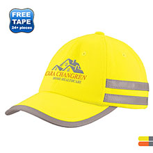 CornerStone® Dry Zone® Unstructured Safety Cap, ANSI 107