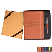 Greenlee Journal & Pen Gift Set