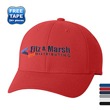 Flexfit® Wooly Pro-formance Structured Fitted Performance Cap