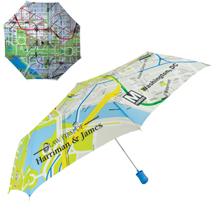 """DC Metro Umbrella, 43"""" Arc"""