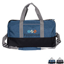 "Ashford Canvas Duffel Bag, 19"" - Free Set Up Charges!"