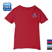 Rabbit Skins® Cotton Jersey Infant T-Shirt, Colors