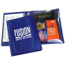 Bi-Fold Insurance & Passport Case