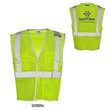ML Kishigo® Brilliant Series Economy Breakaway Safety Vest
