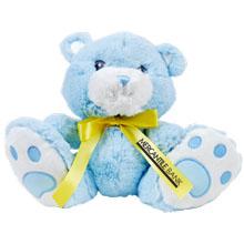 "Baby Plush Bear, 10"""