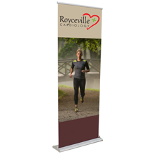 Change Agent Retractor Banner Display Kit