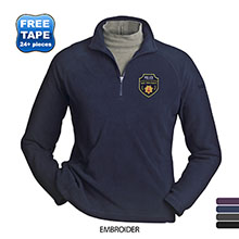 DRI-Duck® Fusion Nano Fleece Ladies' Quarter Zip