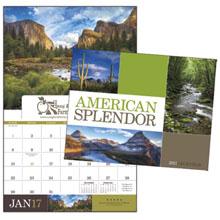 American Splendor Window Calendar