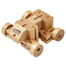 Auto-Botic Wood Puzzle