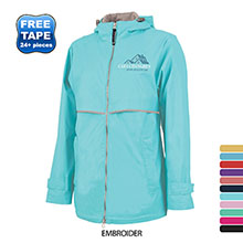 Charles River® New Englander Ladies' Rain Jacket