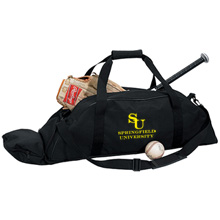 Baseball Nylon Sport Bag, 34""
