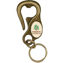 Belt Loop Bottle Opener Keytag