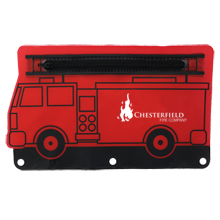 Fire Engine Pencil Pouch