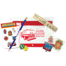 Fire Safety School Kit, Stock