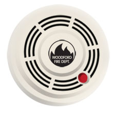 Smoke Alarm Stress Reliever - Exclusive!