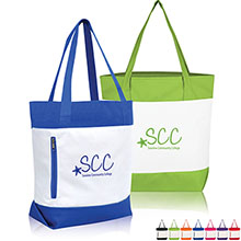 Living Color 600D Tote Bag - Free Set Up Charges!