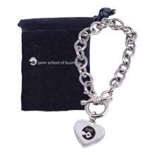Heart Toggle Bracelet