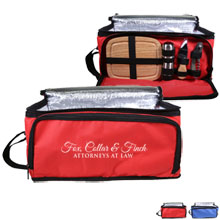 Six-Piece Wine & Cheese Cooler Gift Set