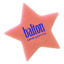 Star Foam Sponge