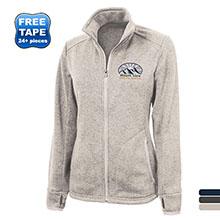 Charles River® Heathered Fleece Men's Jacket