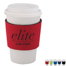 Cafe Reusable Neoprene Coffee Sleeve