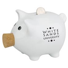 Corky Ceramic Piggy Bank