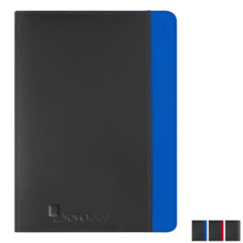 Color Accent Soft Touch Junior Padfolio