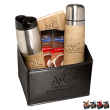 Casablanca™ Thermos, Tumbler, Journal & Ghirardelli® Gift Set