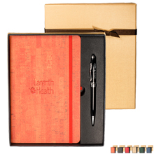 Casablanca™ Journal & Executive Stylus Pen Gift Set
