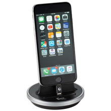 Two-in-One MFi Certified Charging Stand