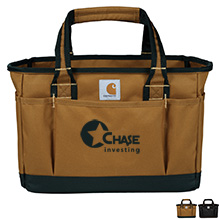 Carhartt® Polyester Signature Utility Tool Tote
