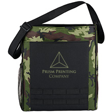 "Camo PolyCanvas 11"" Tablet Tote"