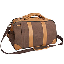 """Stilson Canyon Leather Rolling Duffel, 20"""""""