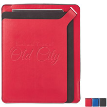 Donald Tablet Sleeve and Journal