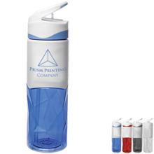 Bernini Flip Straw Water Bottle, 28oz.