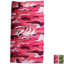 Camo Seamless Bandana - Wear 13 Ways