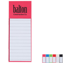 Colorful Magnetic Note Pad