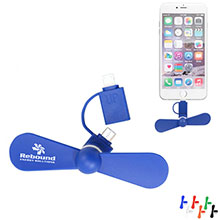 Mini USB Cell Phone Fan