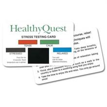 Stress Testing Card
