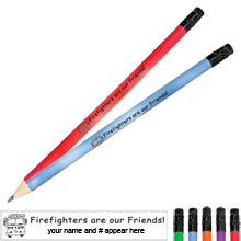Firefighters are our Friends Mood Pencil