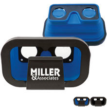 Silicone Virtual Reality Glasses