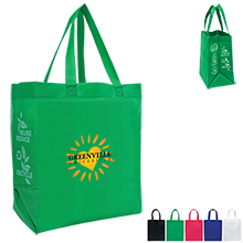 Bradley Non-Woven Tote - Free Set Up Charges!